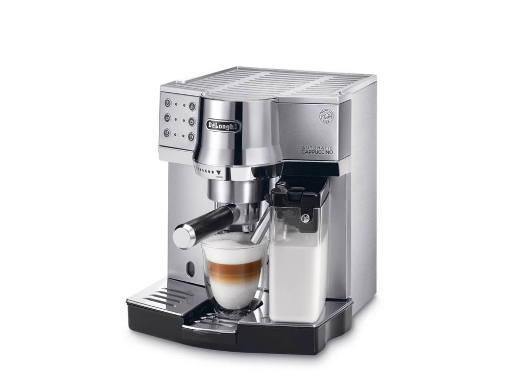 Kávovar Delonghi EC850.M | stříbrný