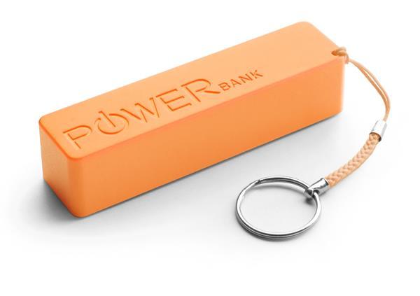 EXTREME XMP101O QUARK externí baterie 2000mAh, oranžová