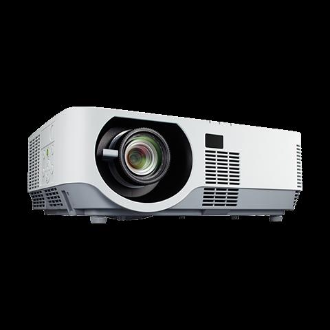 Projector NEC P502W Installation Projector, WXGA, DLP, 5000AL