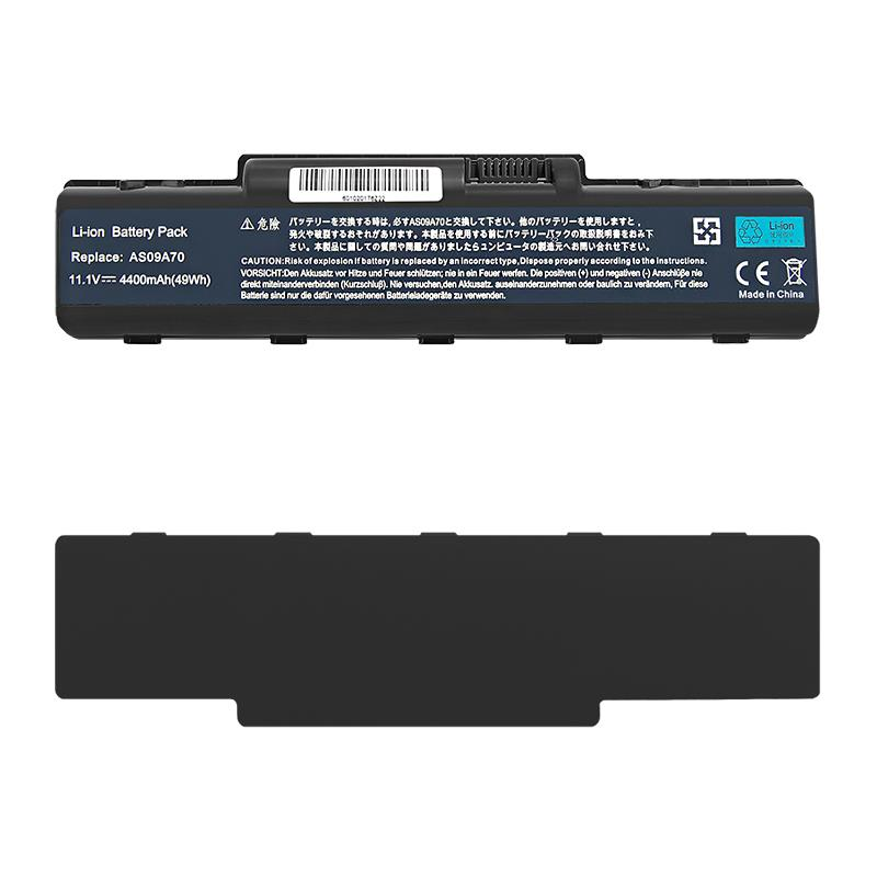 Qoltec Long Life baterie pro notebooky Acer Aspire 5732Z   4400mAh   11.1V