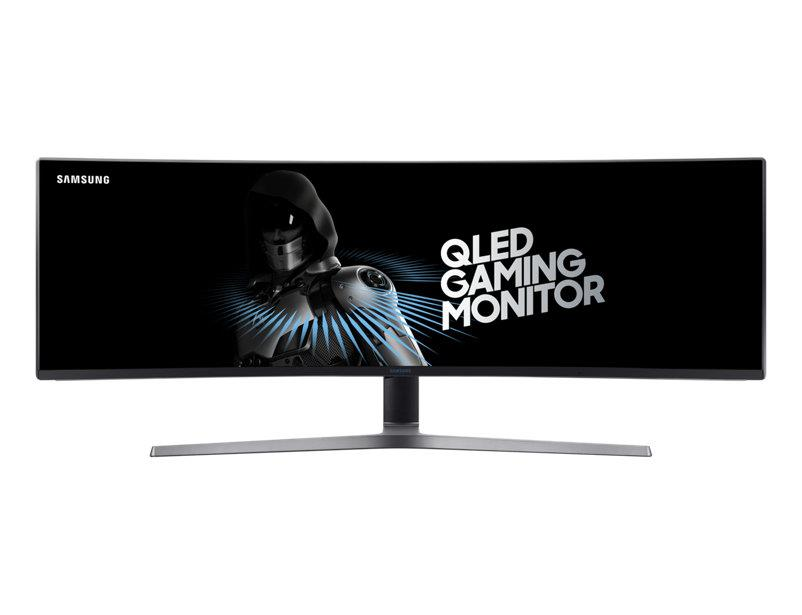 Monitor Samsung 49inch LC49HG90DMNXZA QLED, VA, DP/3.5mm jack, curved