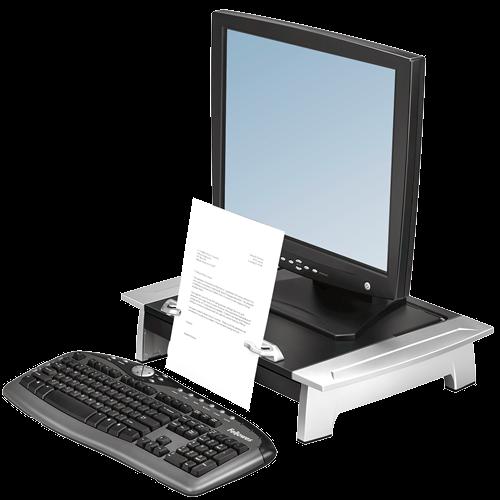 Fellowes - stojan pod monitor/notebook Plus - Office Suites