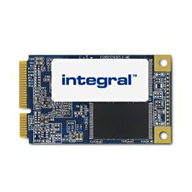 Integral SSD MO-300 120GB mSATA, 6Gbps