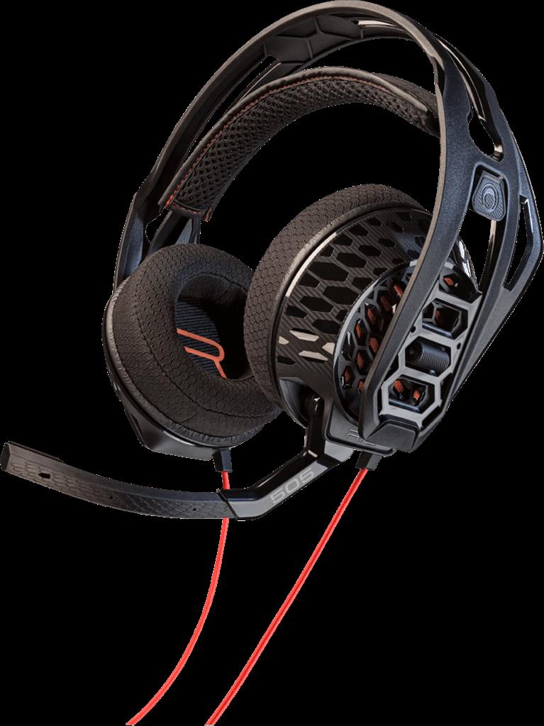 Plantronics RIG 505 LAVA herní stereo sluchátka s mikrofonem pro PC/GSM