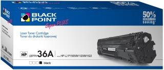 Toner Black Point LBPPH36A   Black   2700 p.   HP CB436A