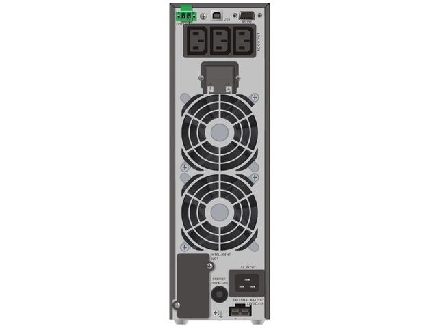 Power Walker UPS On-Line 3000VA, TGS, 3x IEC, USB/RS-232, LCD, Tower, EPO