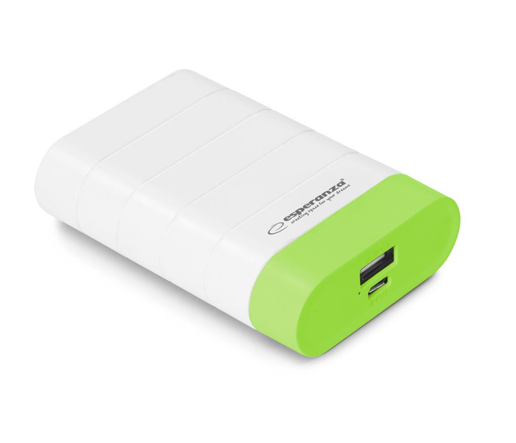 ESPERANZA EMP110WG POWER BANK 4800MAH GRAVITON