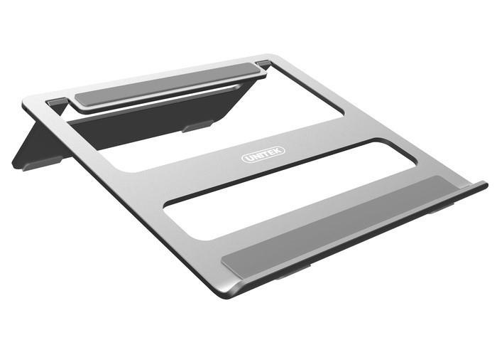 Unitek Y-SD10001 stojan pod notebook, hliníkový