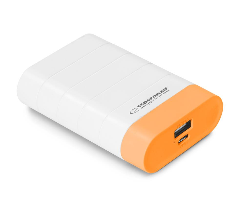 ESPERANZA EMP110WO POWER BANK 4800MAH GRAVITON