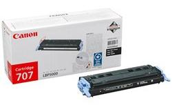 Toner Canon CRG707B (CRG-707B) black [ 2500str., LBP-5000 ]