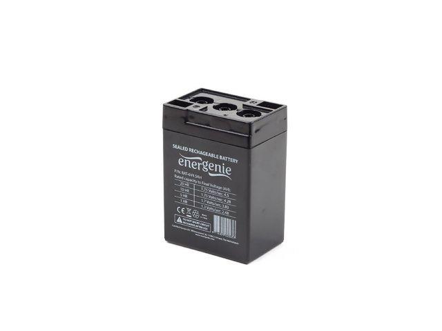 Energenie Rechargeable Gel Battery 6V/4.5AH