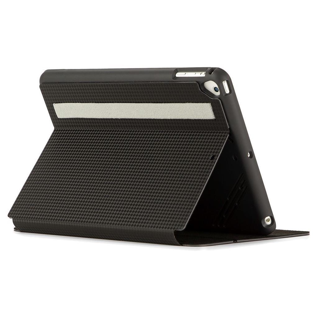Targus Click-In rotating 9.7'' iPad Pro, iPad Air 2, iPad Air Case, Black