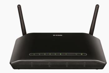 D-Link Wireless N ADSL2+ Router with 4 Port 10/100 Switch, Shareport (Annex A)
