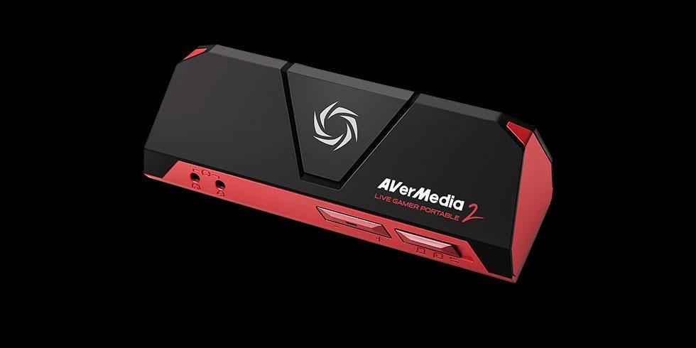 AVerMedia Video Grabber Live Gamer Portable 2, USB, HDMI, FullHD, 1080p60