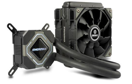 Cooler Enermax ELC-LMR120S-BS Liqmax II