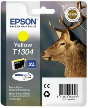 Inkoust Epson T1304 yellow | Stylus SX525WD/BX305F/BX320FW/BX625FWD