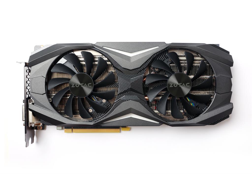 ZOTAC GeForce GTX 1070, 2x IceStorm, ExoArmor, 8GB GDDR5 (256 Bit), BLACK RETAIL