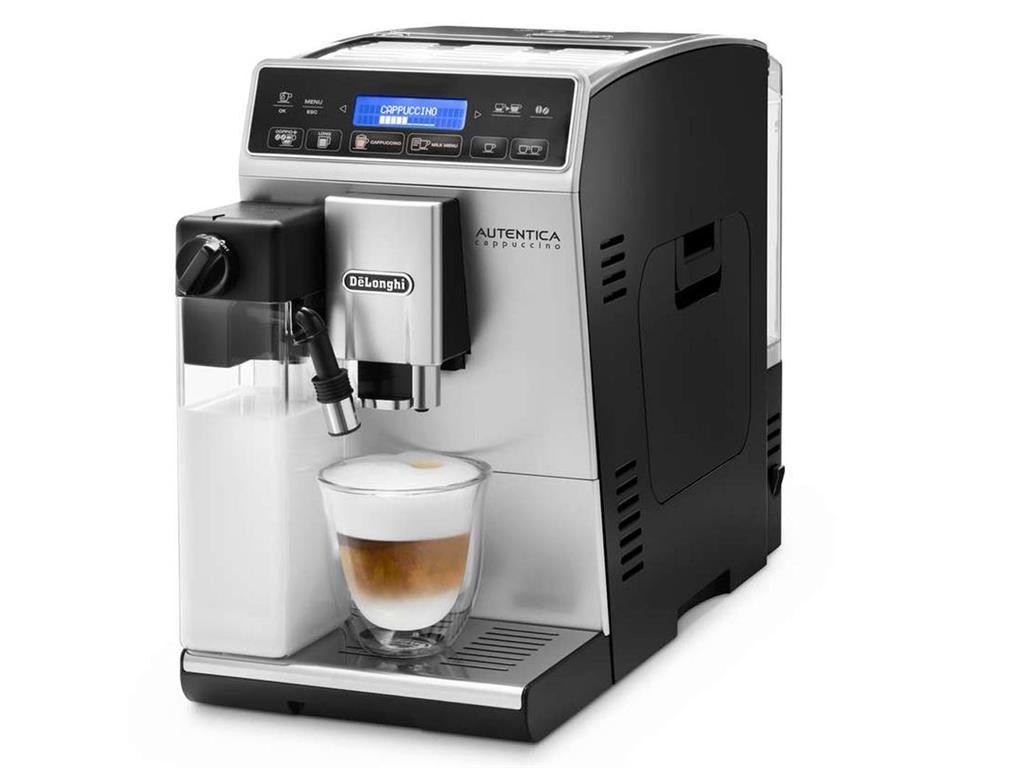 Coffee machine Delonghi ETAM29.660.SB | black-silver