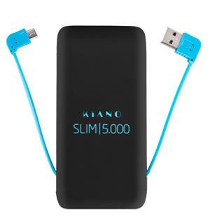 Kiano Powerbank Slim 5000mAh