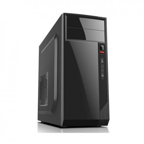 PC case Spire SUPREME 1613, black, PSU 420W