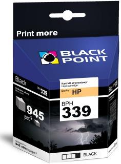 Ink Black Point BPH339   Black   32 ml   945 p.   HP C8767