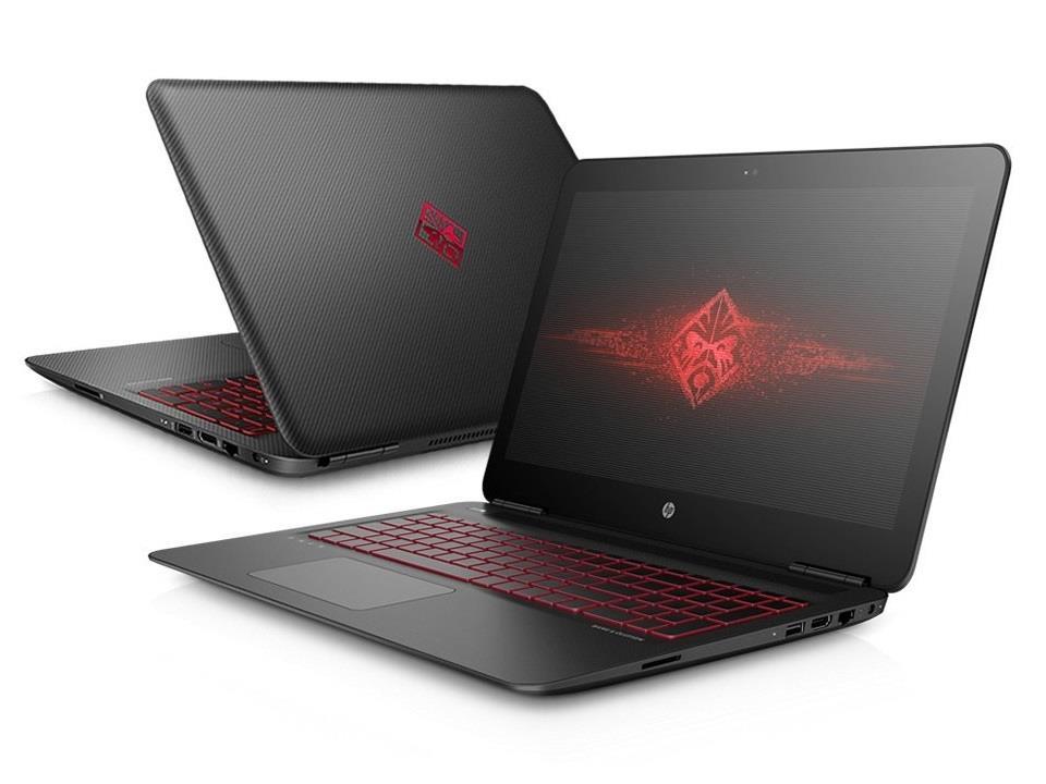 HP OMEN 15 15,6 FHD IPS AG i5-7300HQ/nV GF GTX1050 4GB/8GB/1TB+SSD128GB/W10H ENG
