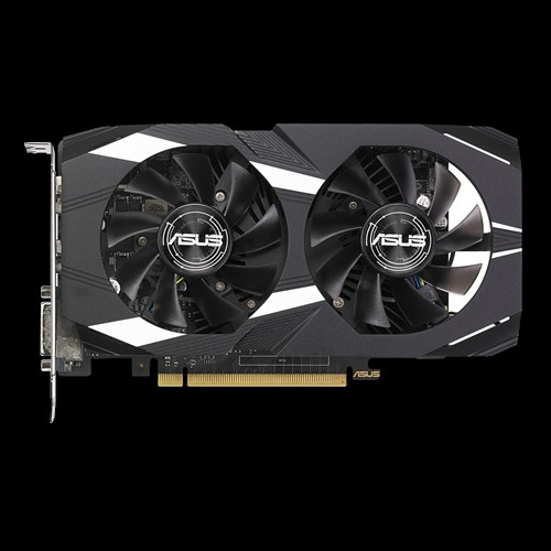 ASUS Dual GeForce GTX 1050, 2GB GDDR5, PCI Express 3.0