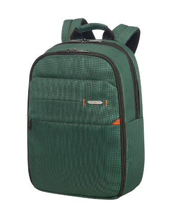 Backpack SAMSONITE CC804006 17,3'' NETWORK 3, comp,doc.pock, Bottle Green