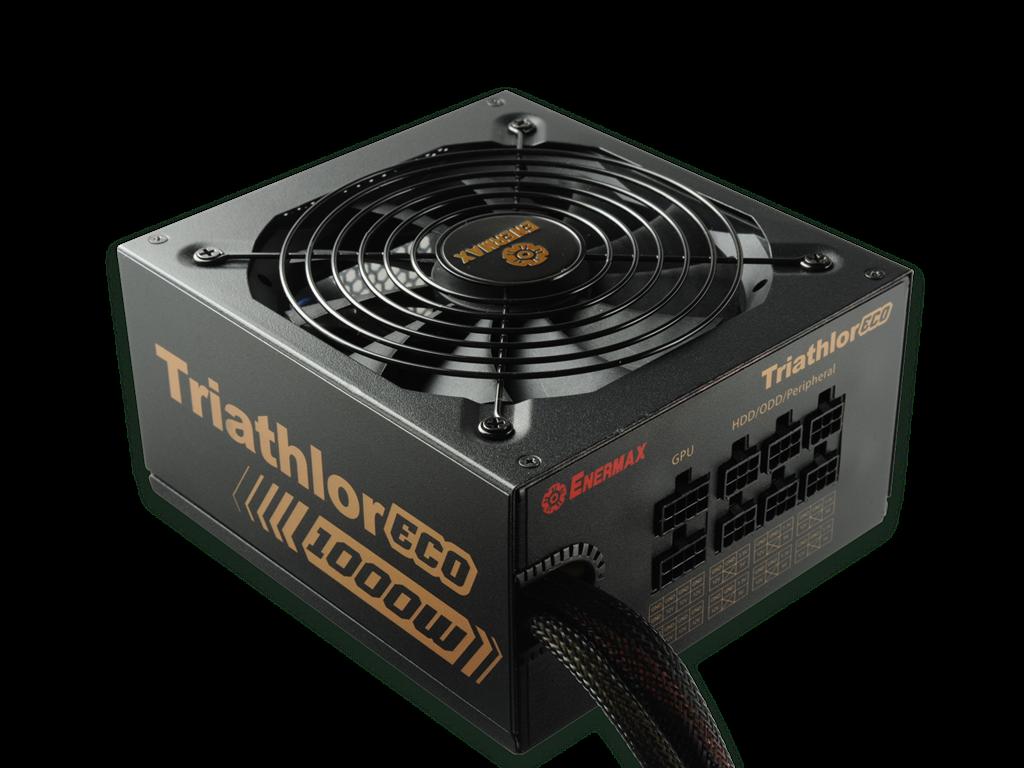 PSU Enermax Triathlor ECO 1000W, 80 PLUS® Bronze