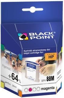 Ink Black Point BPH88M | Magenta | 28 ml | 2728 p. | HP C9392