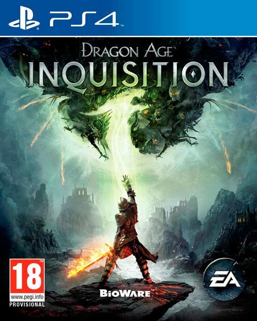 DRAGON AGE: INQUISITION PS4 CZ/SK/HU/RO