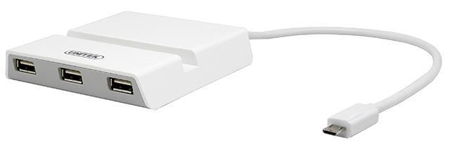 Unitek Y-2165 dokovací stanice pro smartphone OTG + MHL