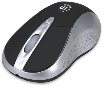Manhattan Viva wireless Bluetooth mouse, 2000 dpi