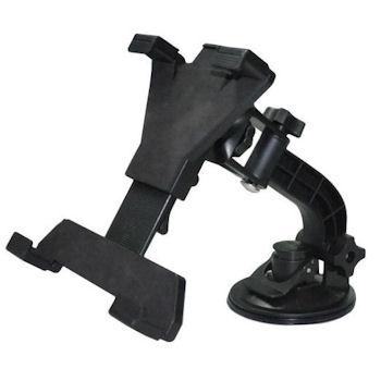 Qoltec Nastavitelný držák do auta na sklo univerzální 7-10.1''