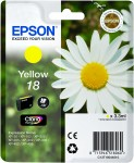 Inkoust Epson T1804 yellow | 3,3 ml | XP-102/202/205/302/305/402/405/405WH