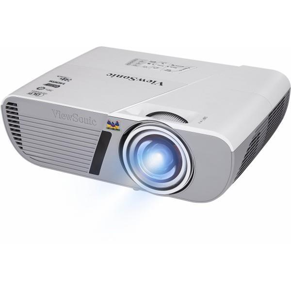 Projektor ViewSonic PJD5353Ls (DLP, XGA, 3200 ANSI, 20000:1, HDMI, 3D Ready)