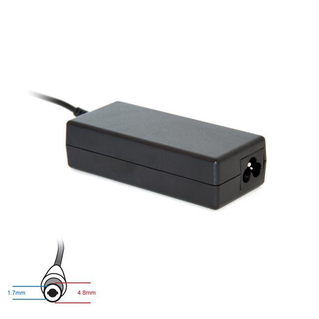 Digitalbox napájecí adaptér pro HP Compaq 18.5V/3.5A 65W, (4.8x1.7)