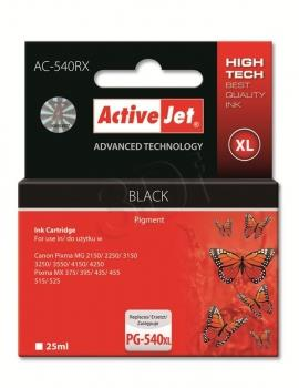 Ink ActiveJet AC-540RX   black   25 ml   Canon PG-540XL
