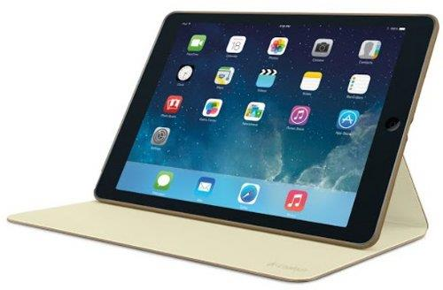 Logitech Hinge Case For iPad Air - Light Brown