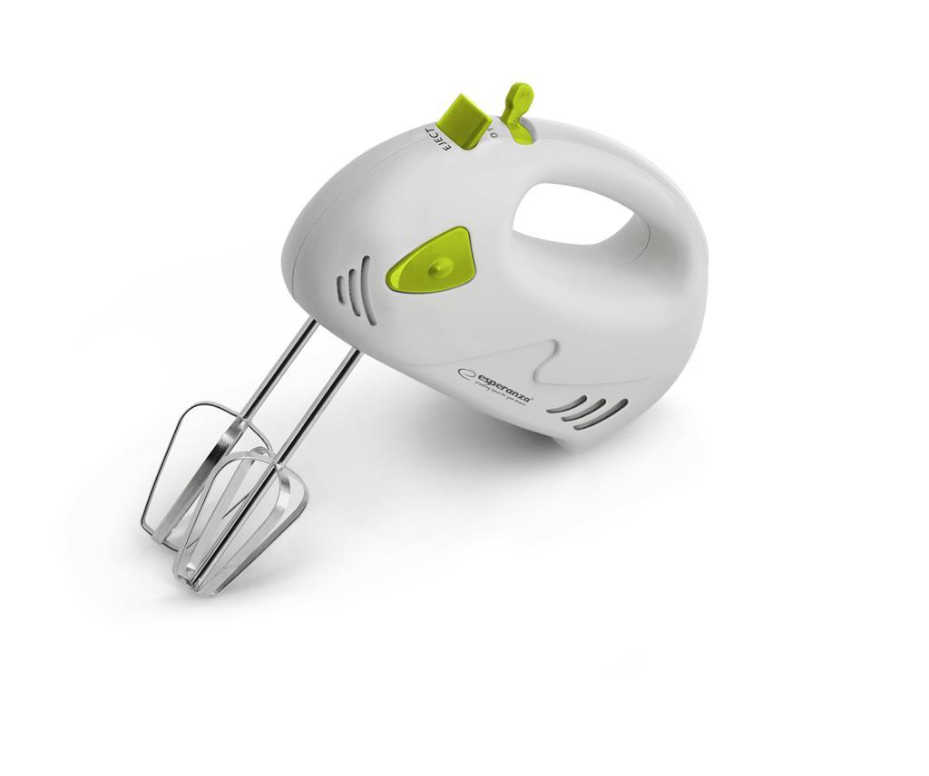 Esperanza EKM007G MUFFIN ruční mixér 150W, bílo- zelený