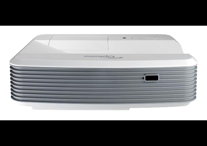 Optoma projektor X319UST ultra short throw (XGA, FULL 3D, 3 200 ANSI, 18 000:1, 2x HDMI, 16W speaker)