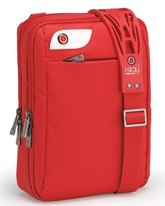 I-stay Launch iPad/Netbook/Tablet Case 10'' red