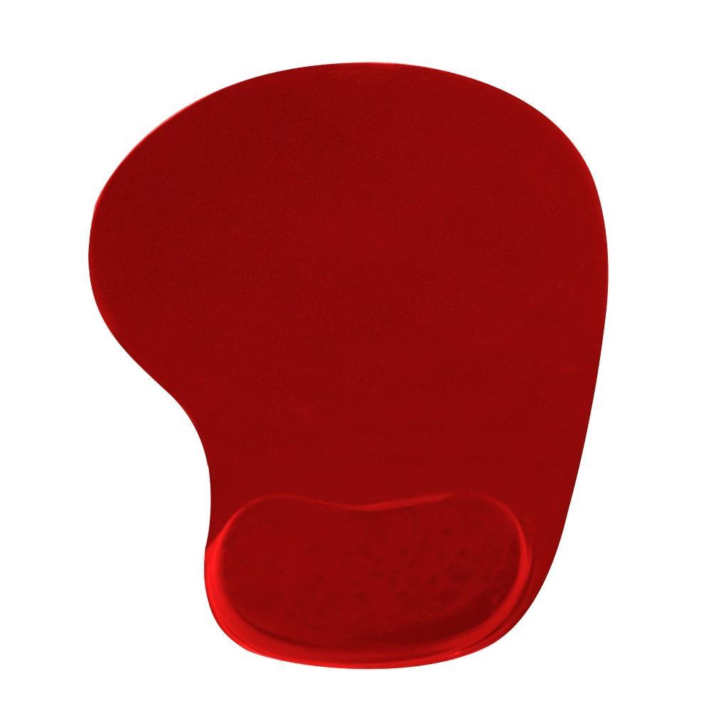 VAKOSS Gel Podložka pod myš PD-424RD červená /220 x 200 x 20 mm/