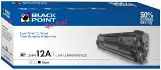 Toner Black Point LBPPH12A | Black | 3500 p. | HP Q2612A
