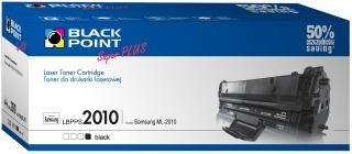 Toner Black Point LBPPS2010 | Black | 3800 p. | Samsung ML-2010D3