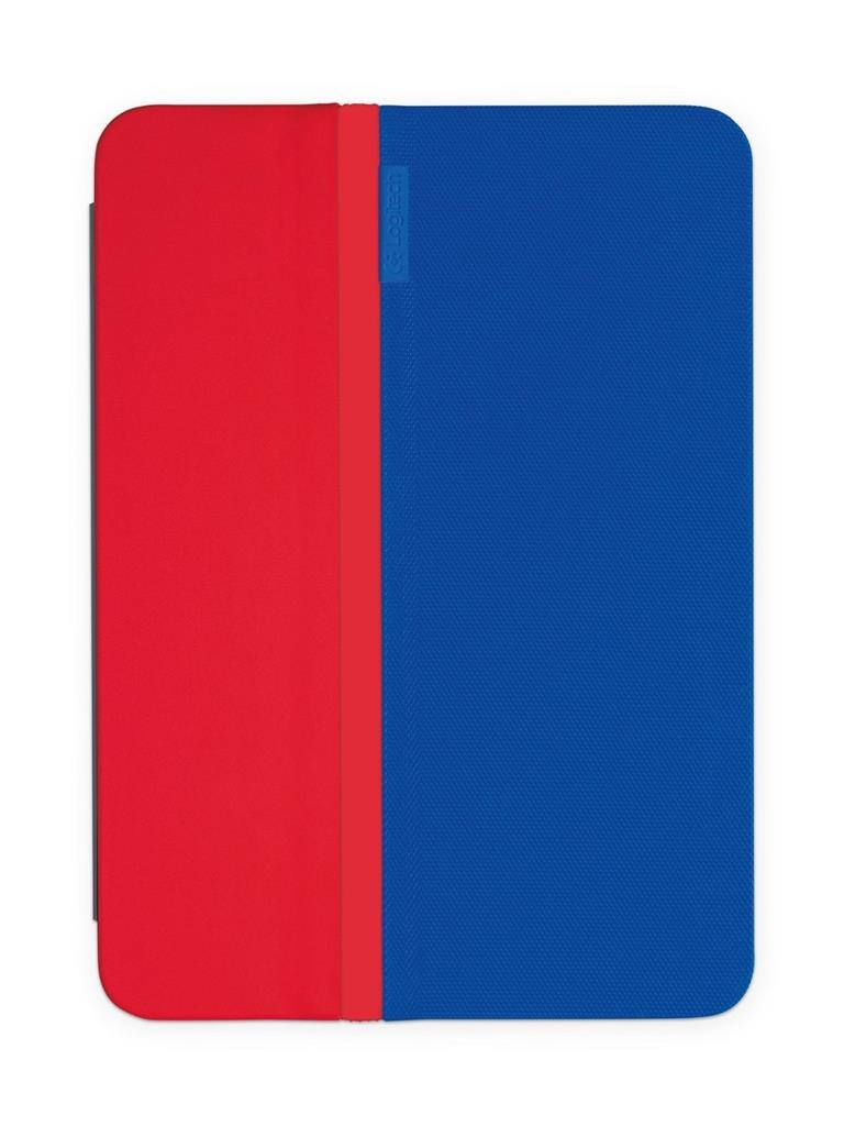 Logitech Any Angle iPad mini Cover - BLUE & RED