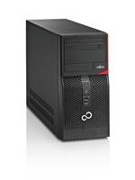 FUJITSU PC P556 - P-G4400@3.3GHz, H110, 4GB-DDR4, 500GB, DVDRW, DVI, DP, 6xUSB, W7PR+W10PR 280W 3r