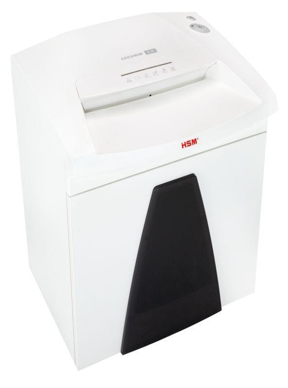 HSM Securio B26 - strips 3,9mm/ 19-21 sheets 80 g/ 55 l bin/ DIN 2