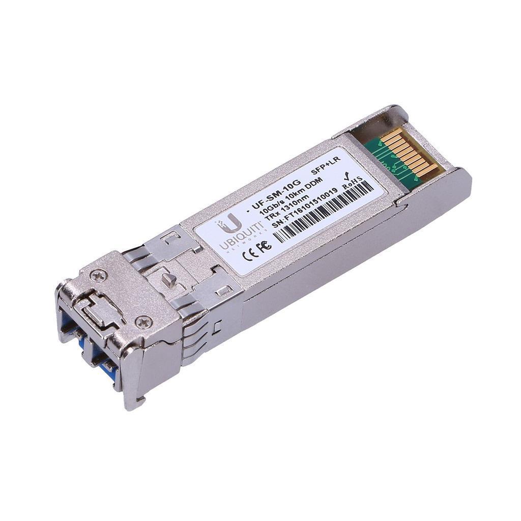 Ubiquiti UF-SM-10G 10Gbps SFP+ 2xLC (Single-Mode) 1310nm 10km - 2 Pack
