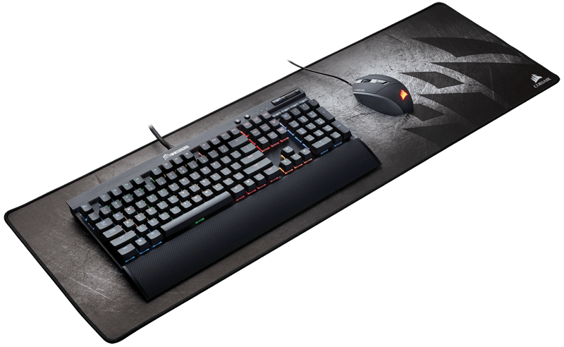 Corsair herní podložka pod myš MM300 Extended Edition (930mm x 300mm x 3mm)